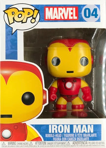 Funko POP! Marvel: Marvel Universe - Iron Man (2020 Redesign)
