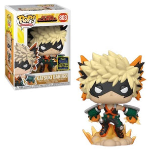 Funko POP! Animation: My Hero Academia - Katsuki Bakugo (2020 SDCC/Shared)