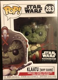 Funko POP! Star Wars: Klaatu (Skiff Guard) (Smuggler's Bounty)