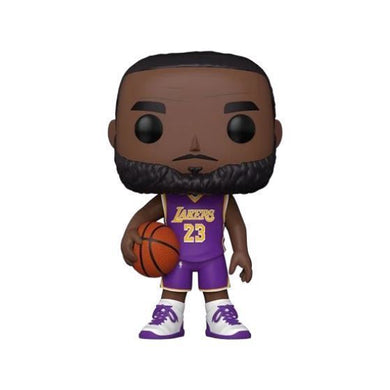 Funko POP! Basketball: Los Angeles Lakers - LeBron James [10 Inch]
