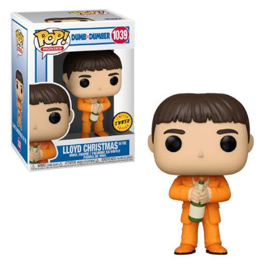 Funko POP! Movies: Dumb & Dumber - Lloyd Christmas In Tux (Chase)