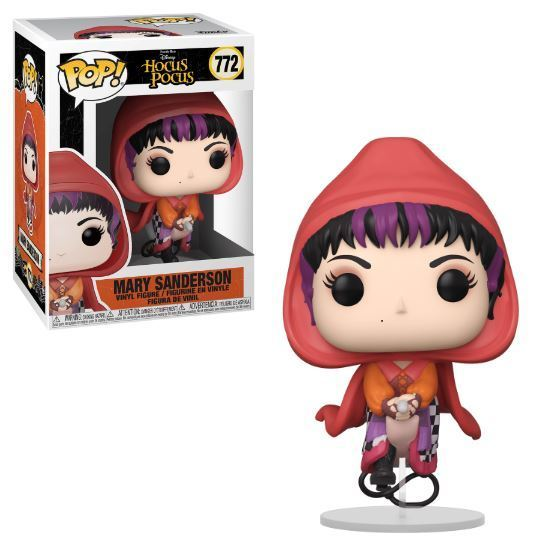 Funko POP! Disney: Hocus Pocus - Mary Sanderson [On Broom]