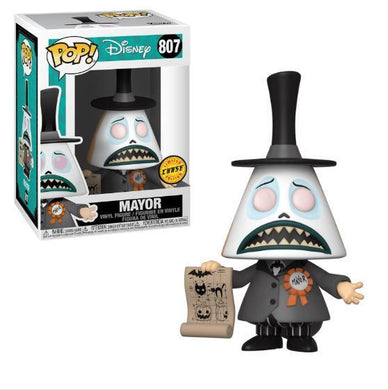 Funko POP! Disney: Mayor (Chase)