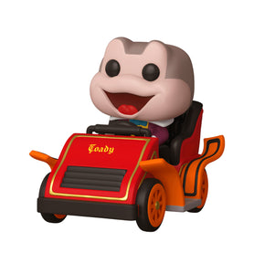 Funko POP! Rides: Disneyland 65th Anniversary - Mr. Toad at the Mr. Toad's Wild Ride Attraction