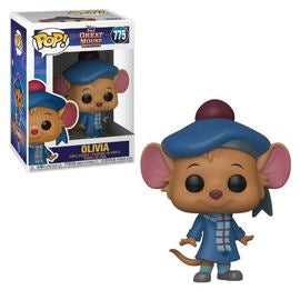 Funko POP! Disney: The Great Mouse Detective - Olivia
