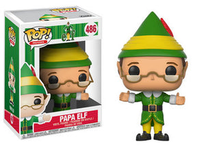 Funko POP! Movies: Elf - Papa Elf