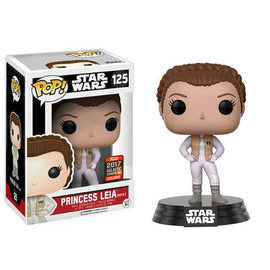 Funko POP! Star Wars: Princess Leia (Hoth) (2017 Galactic Convention)