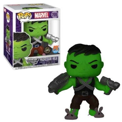 Funko POP! Marvel: Professor Hulk (Chase)(GiTD)(PX Previews)
