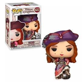 Funko POP! Disney: Pirates of The Caribbean - Redd (Metallic)