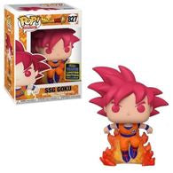 Funko POP! Animation: Dragonball Super - SSG Goku (2020 SDCC/Shared)