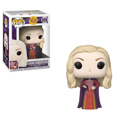 Funko POP! Hocus Pocus - Sarah Sanderson [With Spider]