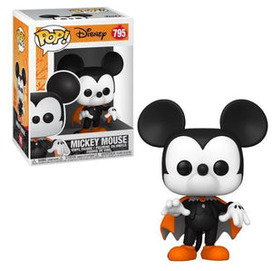 Funko POP! Disney: Spooky Mickey Mouse