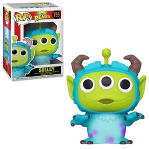 Funko POP! Remix: Sulley