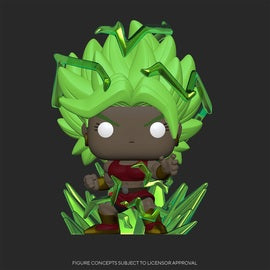 Funko POP! Animation: Dragon Ball Super - Super Saiyan Kale (Chase) (GiTD)
