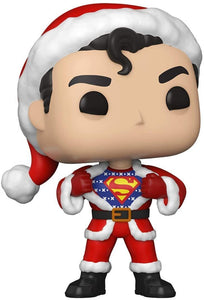 Funko POP! Heroes: DC Super Heroes - Superman In Holiday Sweater