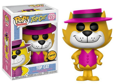 Funko POP! Animation: Top Cat - Top Cat (Chase)