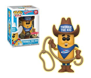 Funko POP! AD Icons: Hostess Twinkies - Twinkie The Kid (Target) (Glow Chase)