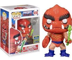 Funko POP! Television: Masters of The Universe - Clawful (2020 SDCC/Shared)