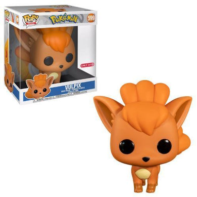 Funko POP! Games: Pokemon - Vulpix ( Target)