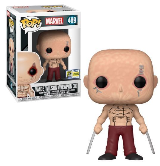 Funko POP! Marvel: Wade Wilson (Weapon XI)(2020 SDCC)
