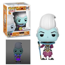 Funko POP! Animation: Dragon Ball Super - Whis(Galactic Toys)(GITD)