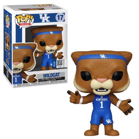 Funko POP! College: UK - Wildcat