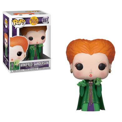 Funko POP! Hocus Pocus - Winifred Sanderson [With Magic]