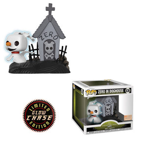 Funko POP! Movie Moments TNBC: Zero In Doghouse (Box Lunch) (CHASE)