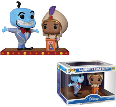 Funko POP Movie Moment! Disney: Aladdins First Wish