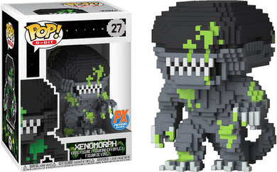 Funko POP 8-Bit! Movies: Alien - Xenomorph (PX Preview)