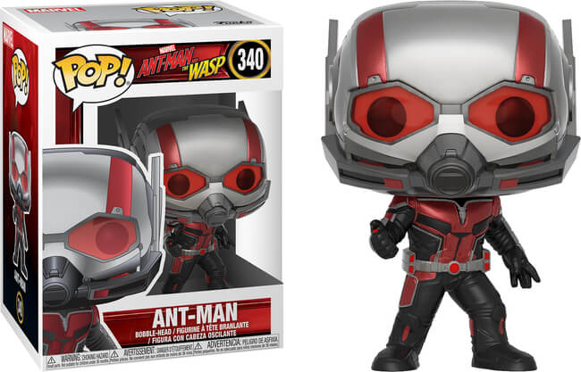 Funko POP! Marvel: Ant-Man and The Wasp - Ant-Man