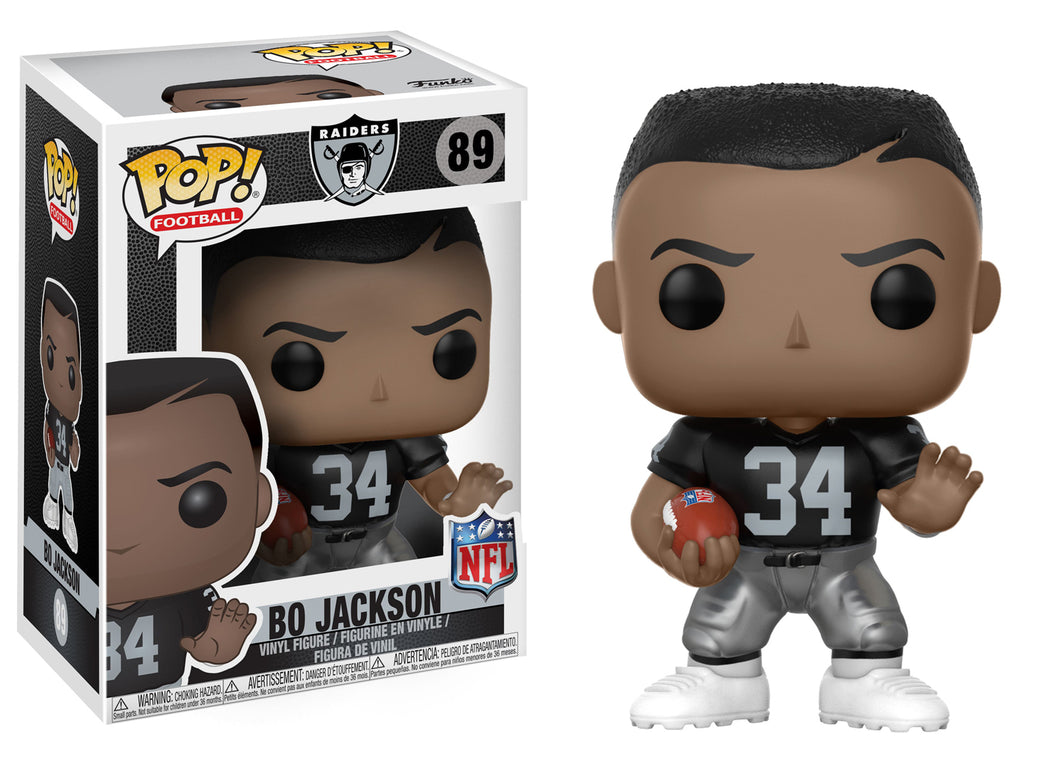 Funko POP! Football: Raiders - Bo Jackson