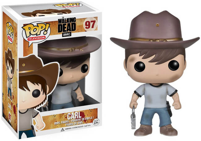 Funko POP! Television: The Walking Dead - Carl