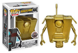 Funko POP! Games: Borderlands - Claptrap (GameStop)
