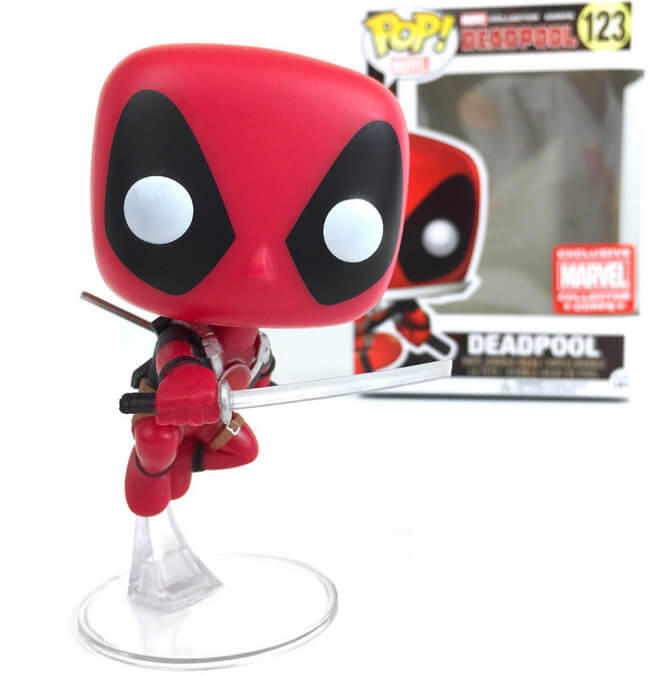 Funko POP! Deadpool: Deadpool (Collector Corps)