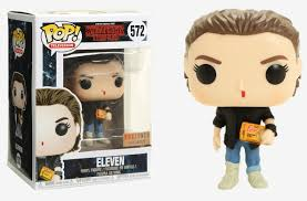 Funko POP! Television: Stranger Things - Eleven (Box Lunch)
