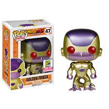 Funko POP! Animation: Dragon Ball Z - Golden Frieza (2015 Comic Con)