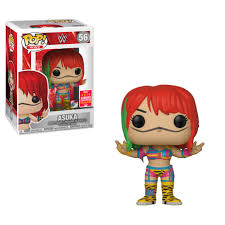 Funko POP! WWE: Asuka (SDCC/Shared)