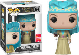 Funko POP! Game of Thrones: Olenna Tyrell (SDCC/Shared)