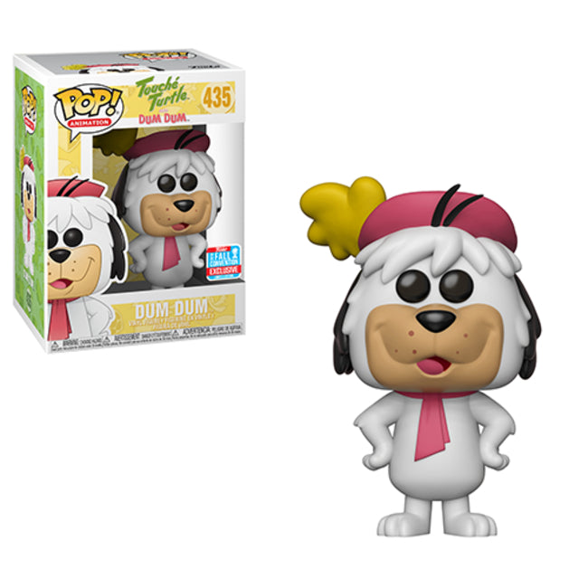 Funko POP! Animation: Touche Turtle and Dum Dum - Dum Dum (NYCC/Shared)