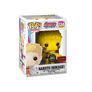 Funko POP! Animation: Boruto: Naruto Next Generations - Naruto Hokage (AAA Exclusive) (CHASE) **PRE-ORDER**