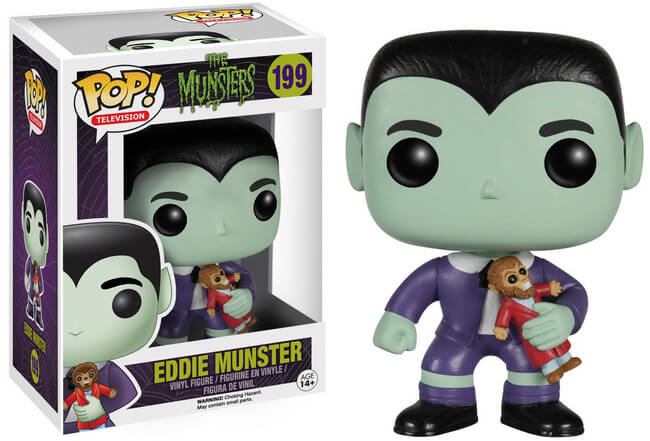 Funko POP! Television: The Munsters - Eddie Munster