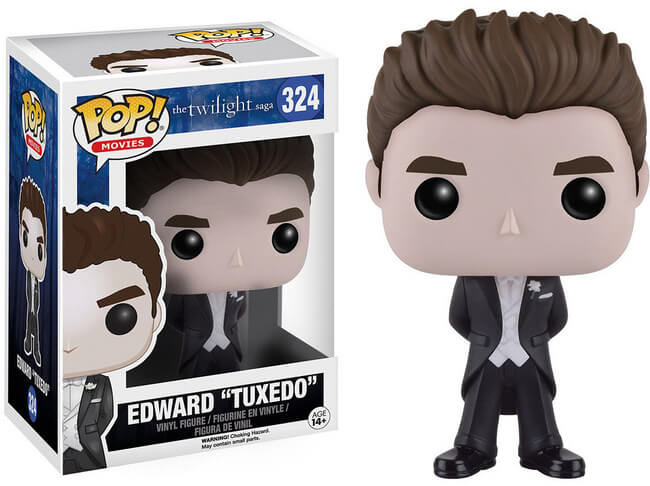 Funko POP! Movies: The Twilight Saga - Edward
