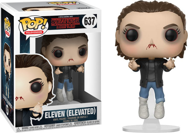 Funko POP! Television: Stranger Things - Eleven (Elevated)