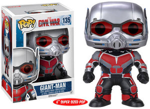 Funko POP! Marvel Captain America Civil War: Giant-Man 6 inch