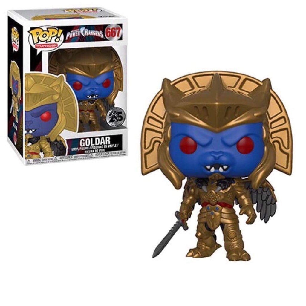 Funko POP! Power Rangers: Goldar