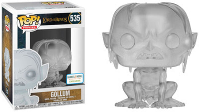 Funko POP! Movies: LOTR - Gollum (B&N)