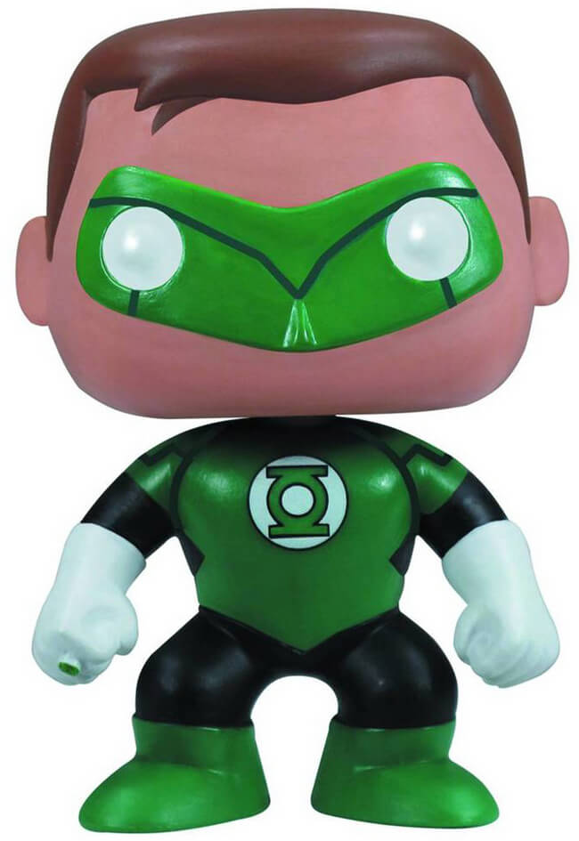 Funko POP! Heroes: DC Universe - Green Lantern (PX Preview)