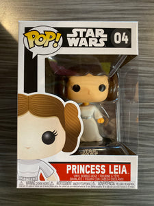 Funko POP! Star Wars - Princess Leia