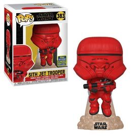 Funko POP! Star Wars: Sith Jet Trooper (2020 SDCC/Shared)